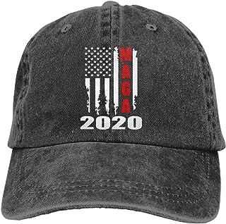 جعل أمريكا عظيمة مرة أخرى 2020 خمر جينز قبعة بيسبول الدنيم أبي قبعة قابل للتعديل القطن ماغا سائق شاحنة كاب للرجال والنساء