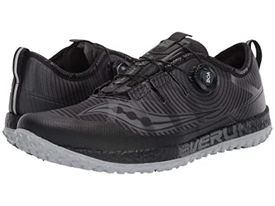 Saucony Switchback ISO (Black/Grey) Men