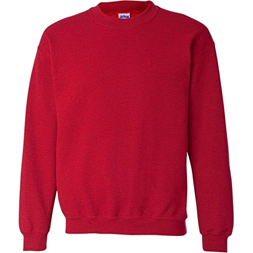 f614f7ba2423 Gildan Men s Fleece Crewneck Sweatshirt