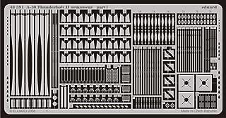 Eduard 1:48 A-10 Armament for Hobby Boss - PE Detail Set #48591