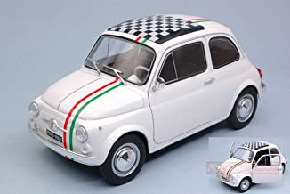 NEW SOLIDO SL1801403 FIAT 500 L ITALIA 1968 1:18 MODELLINO DIE CAST MODEL