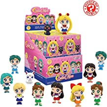 Funko Mystery Mini - Sailor Moon - Display Box of 12 Figures