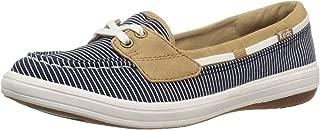 Keds Women's Glimmer Nautical Stripe Fashion Sneaker
