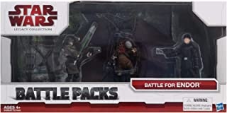 "Star Wars 3.75"" Battle Pack Assortment - Battle for Endor"