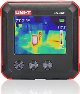 UNI-T UTi80P Compact Infrared Thermal Imaging Camera with 80 x 60 IR Resolution, New Version chip with 2.4