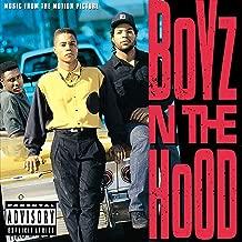 Boyz N The Hood Soundtrack  translucent Blue