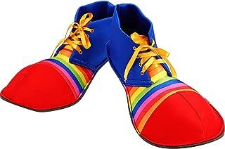 giant clown shoes
