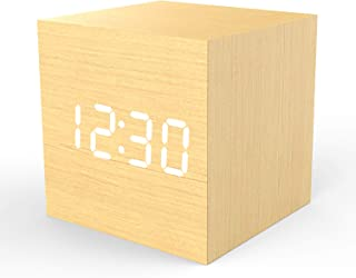 Best Wood Block Digital Clock of 2020 – Top Rated & Reviewed