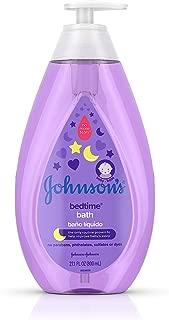 johnson's lavender bath
