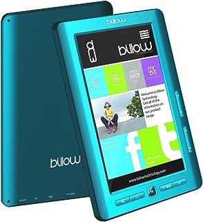 comprar comparacion BILLOW Libro ELECTRONICO Multimedia Pantalla DE 7 TFT Color Azul