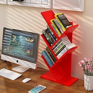 Bibliothèque ZAIYI étagères étagère Armoires Bibliothèque étagères De Rangement Placard De Rangement,A-31*17*60CM