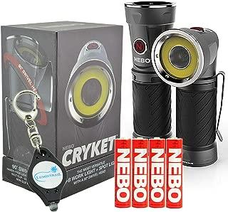 Best nebo cryket flashlight Reviews