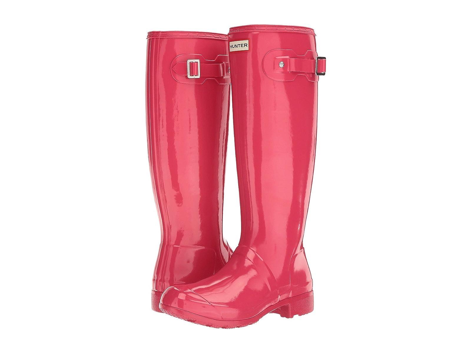 Hunter Original Tour Gloss Packable Rain BootCheap and distinctive eye-catching shoes