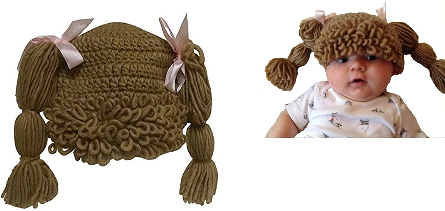 Cheap mail order specialty store The Lilly Hat Woven Yarn Hair Toddler Infant online shopping Child Baby - Si
