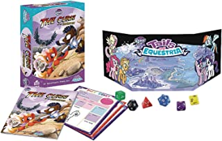 River Horse Studios The Curse of The Statuettes: Tails of Equestria Adventure Pack