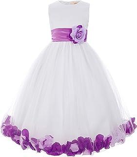 674396d23237a GRACE KARIN Fille Chic Robe Chiffon de Mariage Filles Demoiselle d honneur  4~5