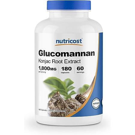 pastile de slabit glucomannan
