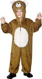 Smiffys-30014 Bambi Miffy Disfraz de Oso, con Traje Entero