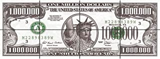 USA $ MILLION DOLLAR NOTE COOL CURRENCY BILL GIANT WALL PRINT NEW POSTER X2248