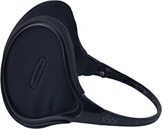 180s Unisex Exolite Groove Ear Warmer with Opening for Ear Buds Ear Buds Not Included Black,One Size