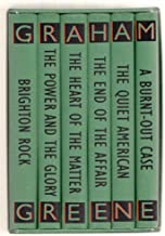 Brighton Rock   The Power & The Glory   The Heart of the Matter   The End of the Affair   The Quiet American   A Burnt Out Case (The Great Novels   Folio Society Box Set)