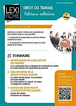 Livres Droit du travail : Relations collectives PDF