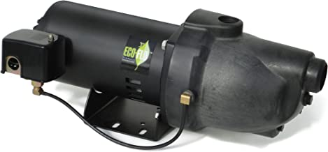 ECO-FLO Products EFSWJ10P Shallow Water Well Jet Pump, 1 HP, 17.3 GPM