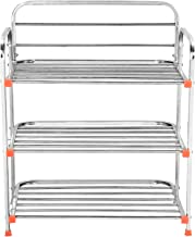 Parasnath Stainless Steel Shoes Stand (3 LAYER SHOES STAND)