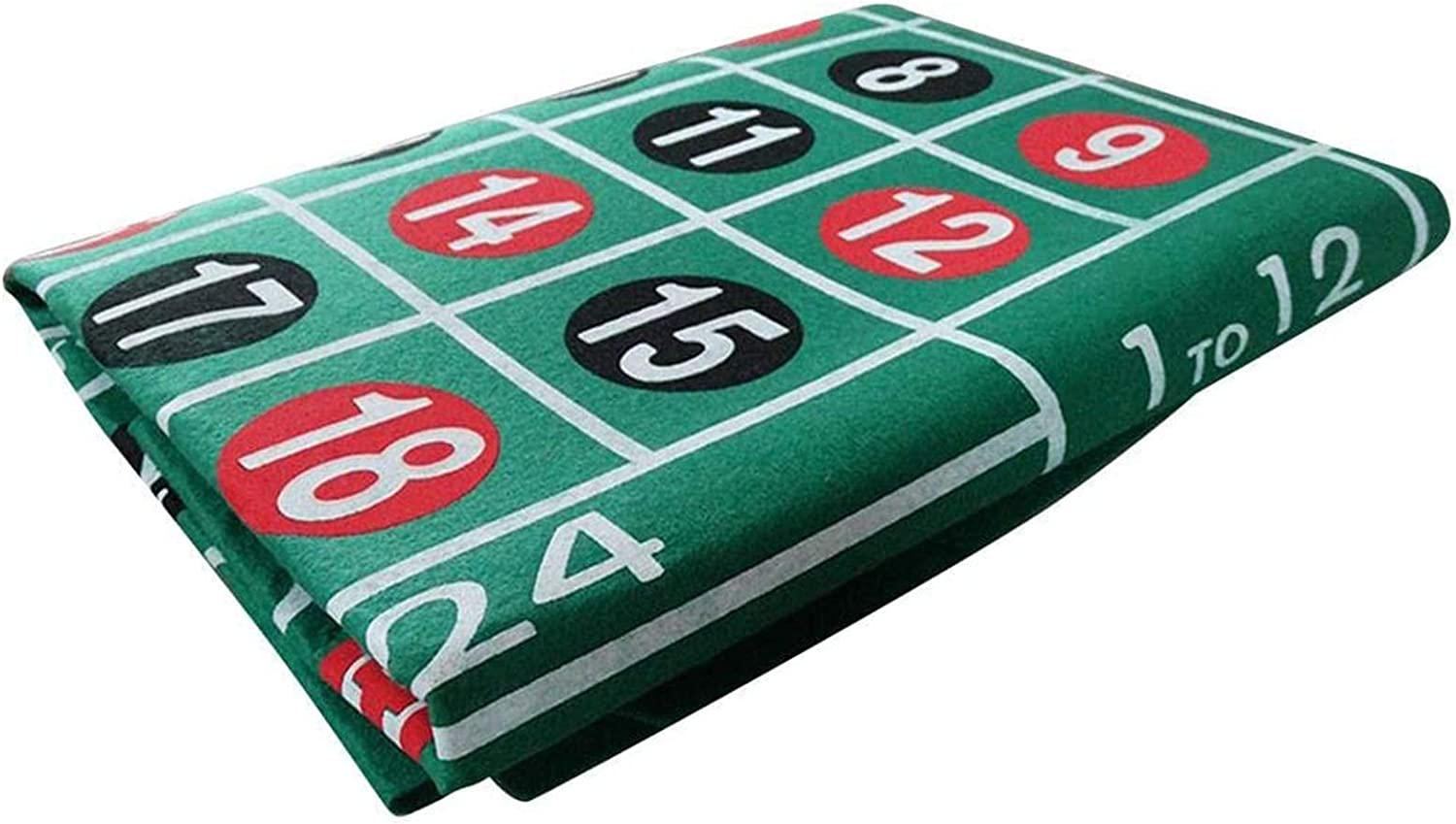 ZSViVi Boston Mall Poker Table Cloth,Double-Sided Pattern Tableclo 100% quality warranty Game