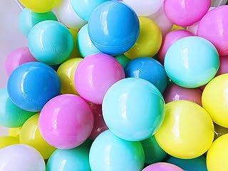 Joyful Balls, Pastel Colour Pack, 100 pieces