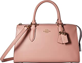COACH Womens Refined Calf Leather Selena Bond Bag
