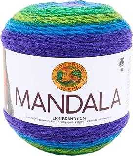 Best mandala peacock yarn Reviews