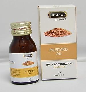 Aceite de mostaza para la Pousse des Cabello–hemani