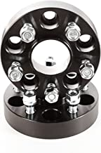 Rugged Ridge 15201.20 Wheel Spacer (Black, 1.25 inch 15-16 Renegade)