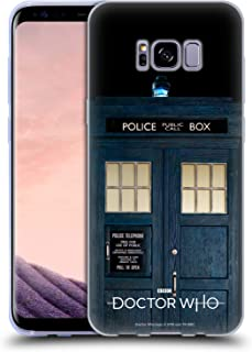 Head Case Designs Oficial Doctor Who La Tardis Temporada 11 Key Art Carcasa de Gel de Silicona Compatible con Samsung Gala...