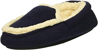 Kids Plaid Moccasin with Pile Lining Slipper