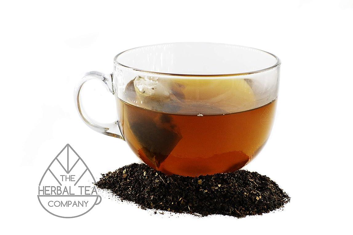 Purple Corn Flour Tea Oolong BlueTea Blend Tea Bags Organic With Orange Flavour 100 Pack mabmmqf772913