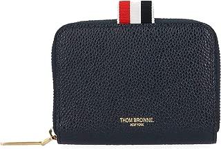 Luxury Fashion   Thom Browne Womens FAW062A00198415 Blue Wallet   Season Permanent