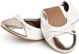 Talaria Flats Womens Foldable Ballet Flats