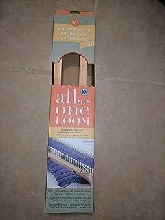KB All N One Loom - Knitting Board & Sock Loom 18'' New in Box