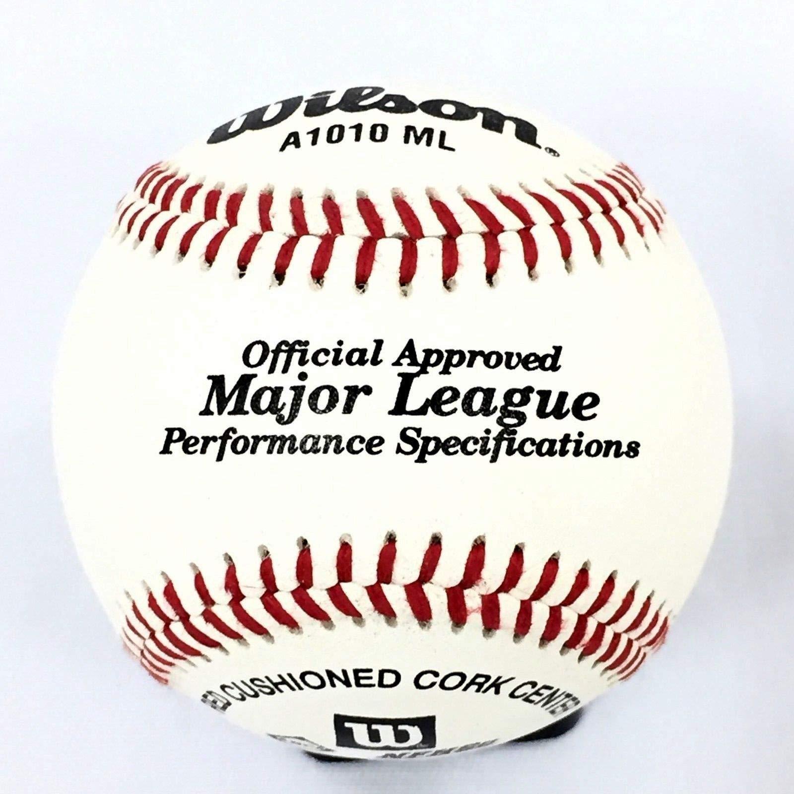 Wilson New A1010 ML Official Major League - Béisbol de béisbol ...