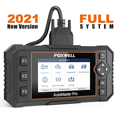Ancel FX9000 All System OBD2 Scanner Diagnostic Tool Auto ABS IMMO TPMS DPF EPB