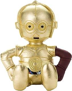 スター・ウォーズ フォースの覚醒 ビーンズコレクション C-3PO ぬいぐるみ 座高 13.5cm