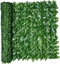 Blad Hek Panelen Kunstmatige Blad Scherm Heggen Privacy Hek Roll Muur Watermeloen Blad Landscaping O