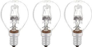 PowerPac PP1442 2700k E14 Halogen Bulbs 42W X 3PCS Warm White