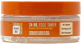 Creme Of Nature Coconut Milk 24Hr Edge Tamer 2.25 Ounce (66ml)