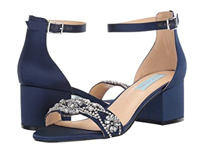 Blue by Betsey Johnson Mel (Navy) High Heels