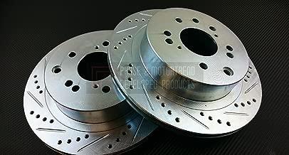 Best z32 rear rotors Reviews