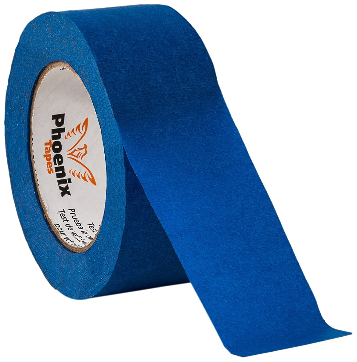 Phoenix Tapes 30494 Blue Tape, 2-Inch by 60-Yard