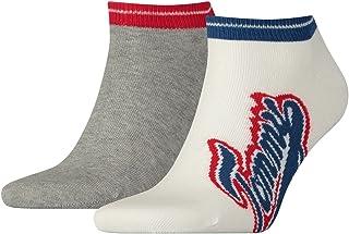 Tommy Hilfiger Men's Plain Ankle Socks multi-coloured multicoloured